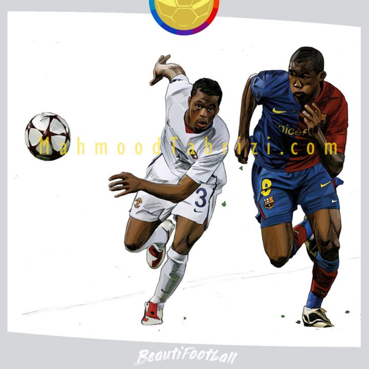 fc barcelona painting _ manchester united painting